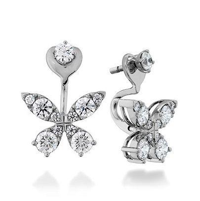 Aerial Diamond Earrings Williams Jewelers Fine Jewelers Of Denver Co